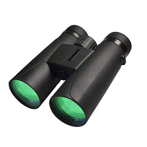 Mmsdt 12X42 Jumelles Haute Définition Faible Luminosité Faible Lumière Non-Infrarouge Vision Nocturne HD Compact Durable Pliant Télescope Étanche