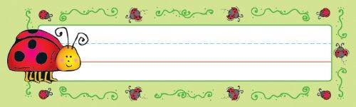Ladybugs Nameplates