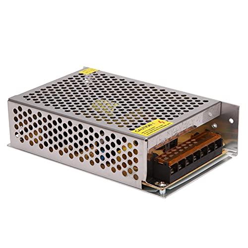 Basage 12V 8.3A Transformador Fuente de AlimentacióN 100W LED Adaptador de Corriente Controlador de Interruptor para CCTV Tira de LED