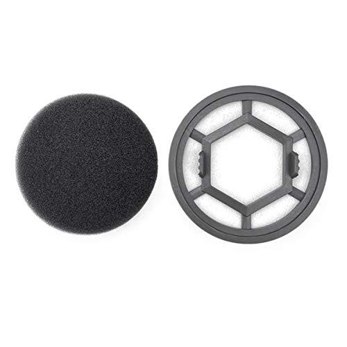Fancysweety Accessoires d'aspirateur Filtre à poussière Amovible Accessoires d'aspirateur durables pour Le Nettoyage Domestique