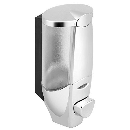 Dispensador de Jabón Líquido y Desinfectante para Manos Manual Montado en La Pared para Baño y Ducha de Cocina Productos Better Living 300ml