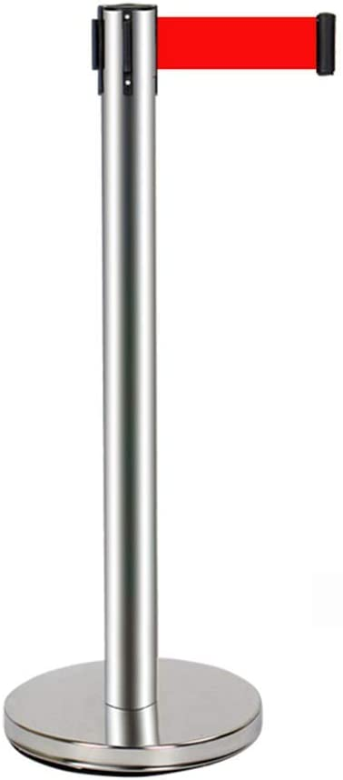 LQRYJDZ Crowd Control Barrier Lowest price challenge Rope Stainless Steel Tel Inexpensive -