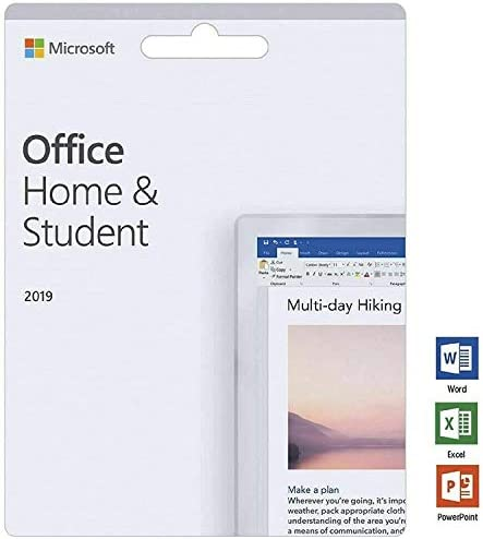 Office Home and Student 2019 for 1 Windows PC Lifetime License product image