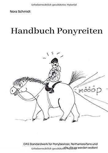 Handbuch Ponyreiten: Das etwas andere Pferdebuch
