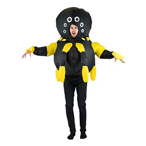 Bodysocks® Disfraz Hinchable de Araña Adulto