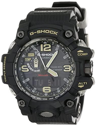 Casio De los hombres Watch G-SHOCK MUDMASTER Reloj GWG-1000-1A