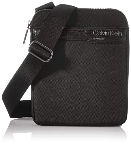 Calvin Klein Herren FLAT PACK Flach verpackt, Schwarz, 28 Inches, Extra-Large