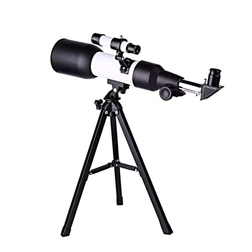 Telescope for Kids Beginners, Phission 60mm Aperture 360mm Focal Length Astronomy Telescope Refractor, Portable Telescope with Adjustable Tripod / 2 Eyepieces