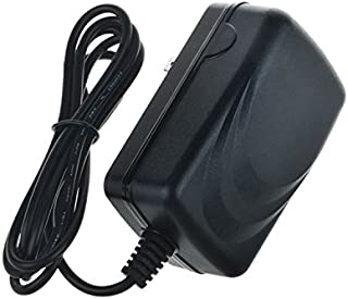 PK Power 4ft Small AC DC Adapter Compatible with Q-See QSDR008RTC QSDROO8RTC QSee Network DVR Security Digital Video Recorder System Power Supply Cord Cable PS Charger