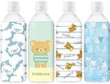 ダイドー リラックマの天然水(通販限定) 500ml ペットボトル 48本 (24本入×2 まとめ買い)