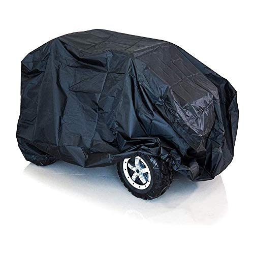 tonhui Kids Ride-On Toy Car Cover, Outdoor Wrapper Resistant Protection for Electric Battery Powered...