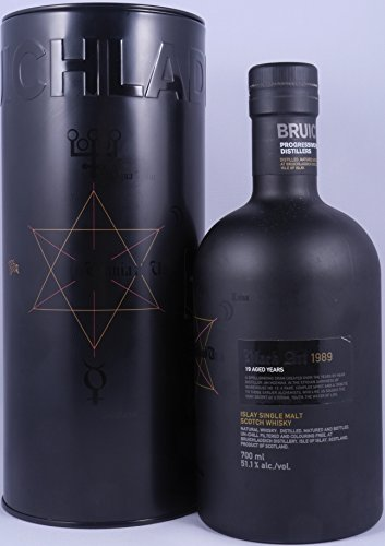 Bruichladdich - Black Art 1st Edition - 1989 19 year old Whisky