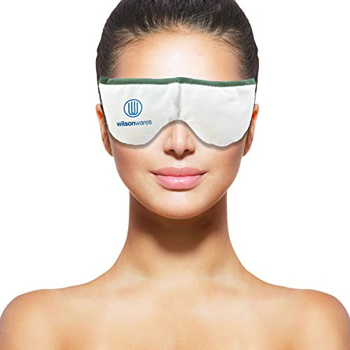 Style Mask Eye Mask Heated for Dry Eyes, Eye Compress Moist Heat, Warm Heating Pad, Microwavable Heated Eye Compress - Heatable Compression Pain Relief Stye Mask and Pillow - Hot Compress for Eye