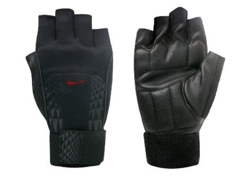 adidas 9092/20 Alpha Structure Lifting Handschuhe Schwarz One size