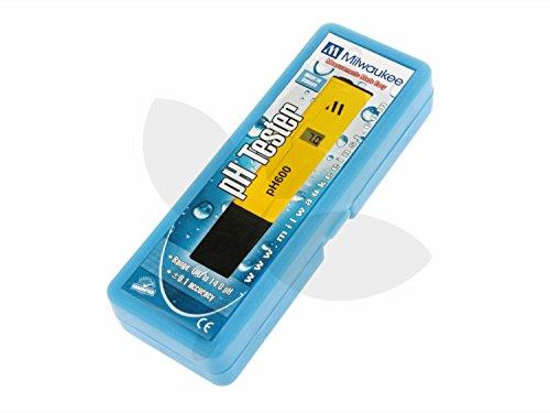 Medidor / Probador de pH digital Milwaukee 0 a 14 pH (pH600)