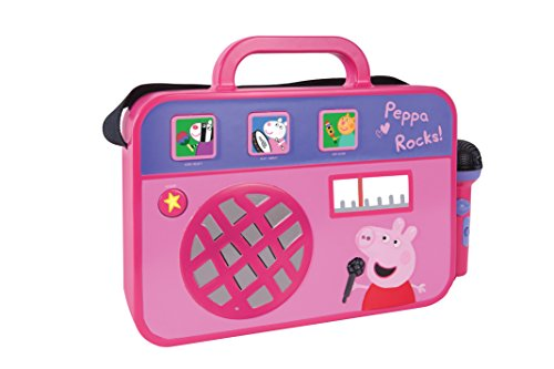 Peppa Pig Sing Along Boombox