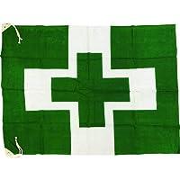 安全衛生旗 グリーンクロス
