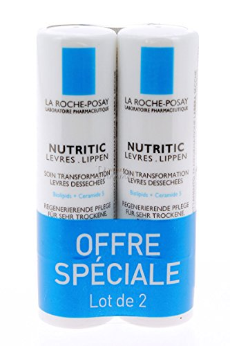 La Roche-Posay Nutritic Lips 2 x 4,7ml