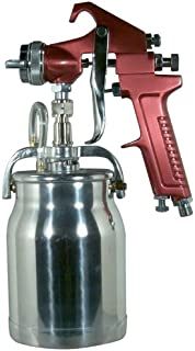 compressor with spray gun