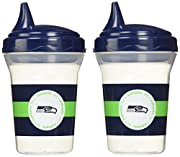 INCLUDES - Two 5 oz. sippy cups that are dishwasher safe and decorated with team graphics and colors. PERFECT PARTY IDEA - Consider your holiday and birthday shopping done. Whether it's for a baby shower, birthday party, or holiday celebration, make ...