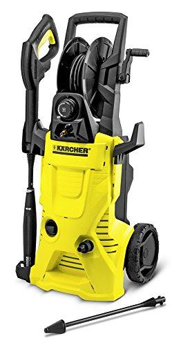 Karcher 1.601-870.0 Hidrolavadora de Alto Desempeño K4 Premium, 1800 PSI, Amarillo/Negro (7 piezas)