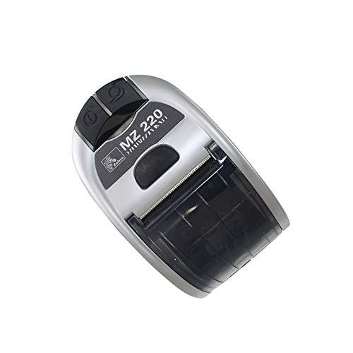 Zebra MZ220 Impresora portátil móvil Bluetooth Impresora inalámbrica móvil de Red Directa electrónica Impresora inalámbrica inalámbrica Bluetooth M2E-0UB0E020-00