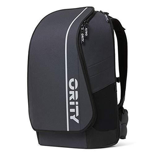 ORITY ONE: Hochwertiger Laptop Rucksack 17,3 Zoll für Business, Gaming und Esport | Designed in Germany | Gaming Rucksack | Recycelt | Handgepäckgröße | Wasserabweisend | 35 Liter