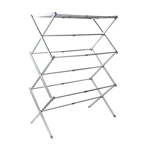 ironmongeryWorld/® Traditional Classic Old English Vintage Clothes Airer Dryer Kitchen Rack Ceiling Drier 0.9 M//3 Ft