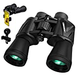 Best Binoculars For Stargazings - 20 x 50 Binoculars for Adults, HD Professional Review