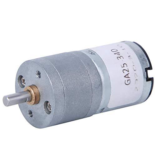 Engranaje helicoidal DC Metal Caja de engranajes de alta torsión Motor Reducción...
