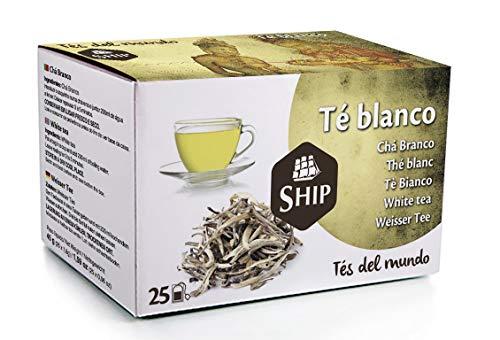SHIP TE BLANCO infusion 25bolsitas