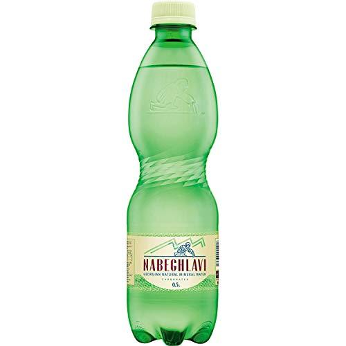 Nabeghlavi ナベグラヴィ 天然炭酸水 ペットボトル 500ml ×12本