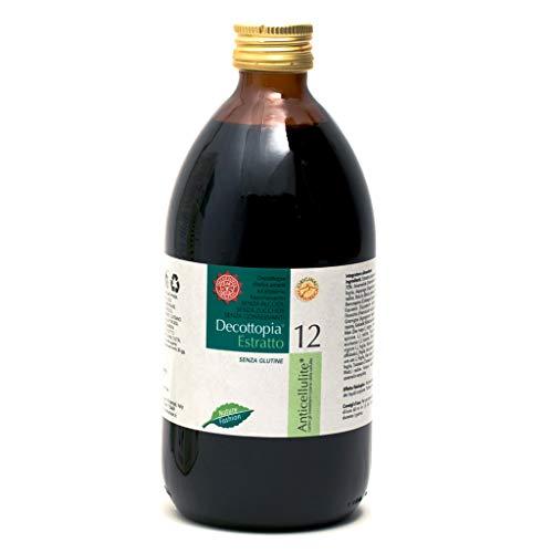 DECOTTOPIA - Estratto 12 Anticellulite (250ml) - Tisanoreica