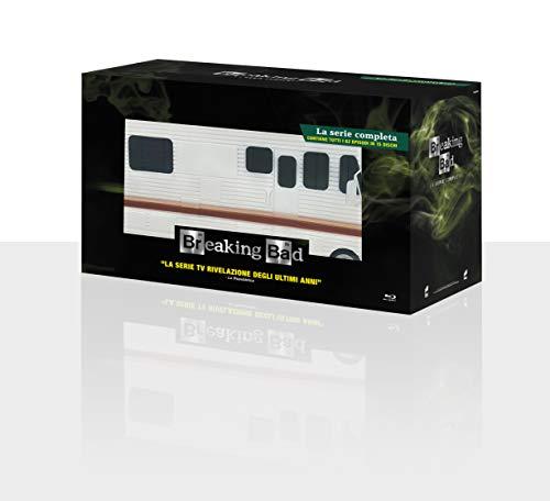 Breaking Bad - Collezione Esclusiva: Camper Edition (Box Set) (16 Blu Ray)