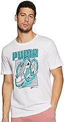 PUMA Sneaker tee - Camiseta Hombre