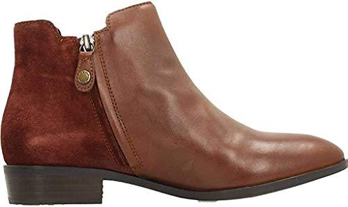 Geox Damen Stiefelleten Boots D Lover Braun 38 EU