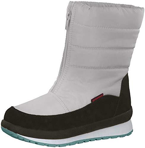 CMP Dziecięce buty zimowe Rae unisex, biały - Biały Ghiaccio A280. - 30 EU