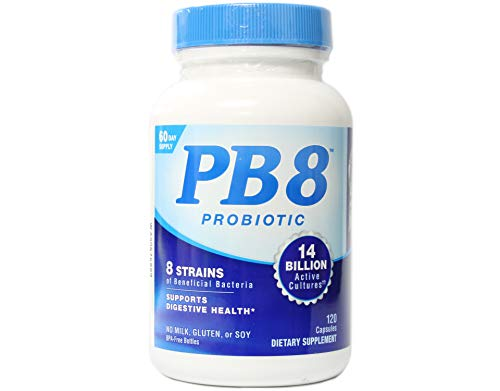 Nutrition Now Pb 8 Pro-biotic Acidophilus for Life (120 x 3)