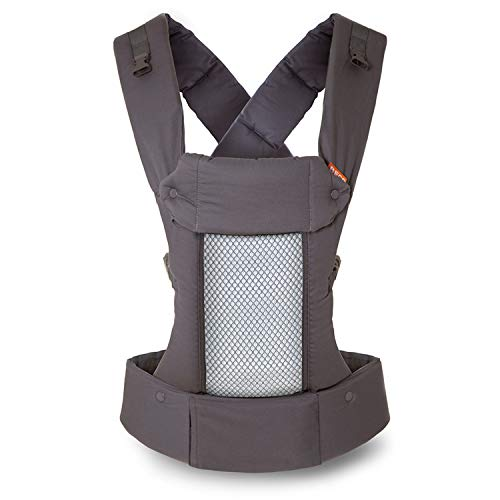 Beco 8 All-in-One Baby Carrier (100% Cotton Grey Cool)
