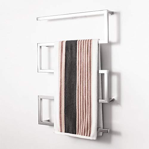 LYzpf badkamer handdoekhouder badkamerradiator elektrische vierkante buis boogvorm handdoekradiator design radiator verwarming vlakke plaatverwarming thuis drogen rek