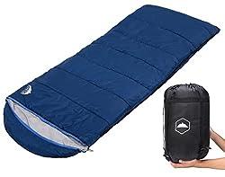 Tough Outdoors All Season XL Hooded Sleeping Bag