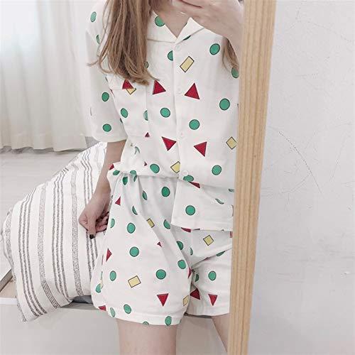 Mujeres Pijama Set Bangtan Boys KPOP Harajuku Impreso Historieta De Kawaii Pijamas...