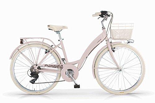 MBM Vélo Primavera pour Femmes, Cadre en...