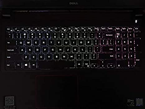 17 5000 5748 5749 5755 5758 5759 Series Laptop with Backlit Replacement Keyboard for Dell Inspiron 15 3542 3543 3551 3552 5542 5545 5547 5755 5551 5558 5552 5758 5759 7557 7559 5559