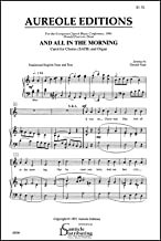 And All in the Morning - Organ Sheet Music