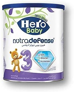 Hero Baby Nutradefense 3 Infant Formula Milk - 400G