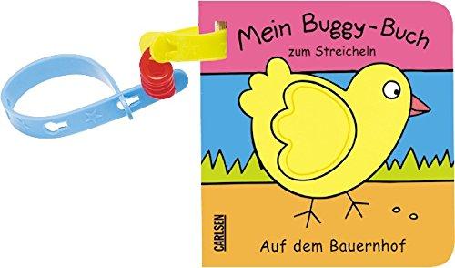 Mein Buggy-Buch, Auf dem Bauernhof (Buggy-Bücher zum Fühlen)