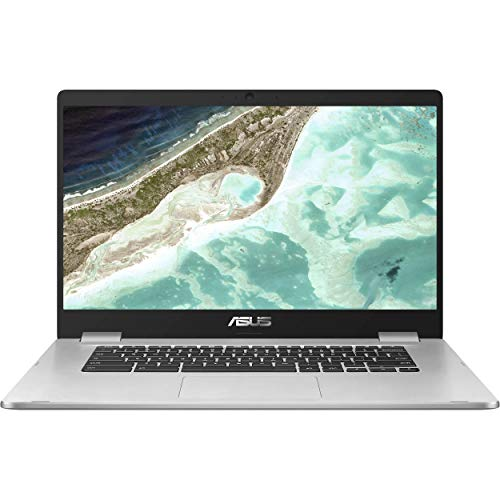 "Asus C523NA Chromebook 15.6"" FHD Laptop Computer_ Intel Celeron N3350 up to 2.4GHz_ 4GB DDR4 RAM_ 64GB eMMC_ AC WiFi_ Bluetooth_ Webcam_ Online Class Ready_ Chrome OS_ BROAGE Mousepad + 64GB SD Card"