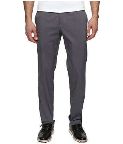 Nike Herren Flat Front Golfhose, Dark Grey/Dark Grey, 32-34