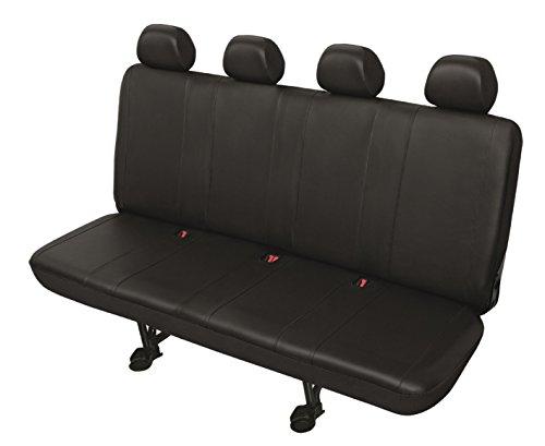 HP Autozubehör 22816 Schonbezug Transporter Kunstleder 4er Sitzbank